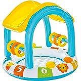 Intex Inflatable Sun Shaded Baby Pool