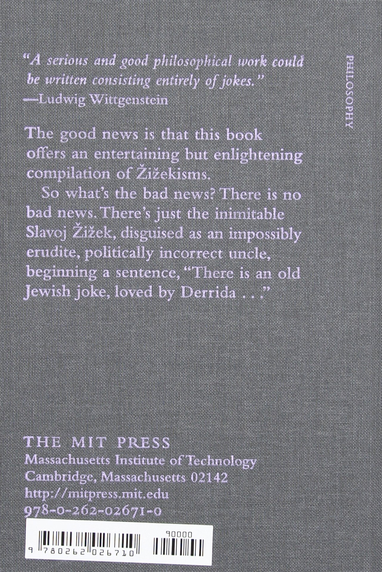 Zizeks Jokes Did You Hear The One About Hegel And Negation Circuit Of Life Funny Pictures Love Indian Mit Press Slavoj Zizek Audun Mortensen Momus 8601300170725