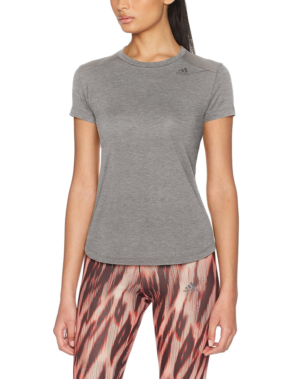 TALLA S. adidas Prime tee Mix Camiseta, Mujer