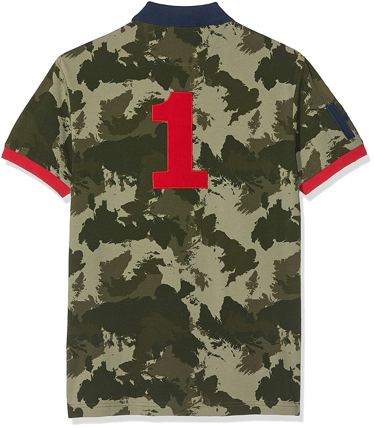 Hackett London Army Camoflage Polo para Hombre: Amazon.es: Ropa y ...