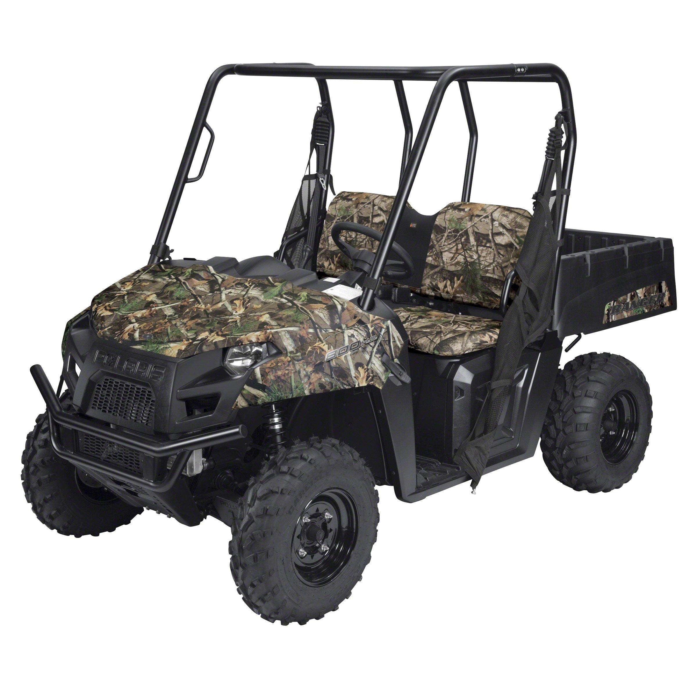 Classic Accessories 18-139-016003-00 Next Vista G1 Camo QuadGear UTV Bench Seat Cover