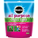 Evergreen Garden Care Ltd Miracle-Gro All Purpose Grass Seed Bag, 450 g