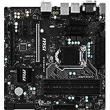 MSI Gaming Intel Skylake B150 LGA 1151 DDR4 USB 3.1 Micro ATX Motherboard (B150M Mortar)