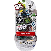 Tech Deck Pack de 4 Patinetes (BIZAK 61923610)
