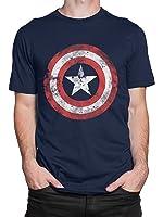 Avengers Herren Captain America T-shirt