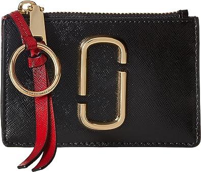 Snapshot top zip wallet - Red Marc Jacobs wuA27iC