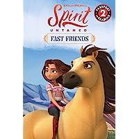 Spirit Untamed: Fast Friends (Passport to Reading Level 2)