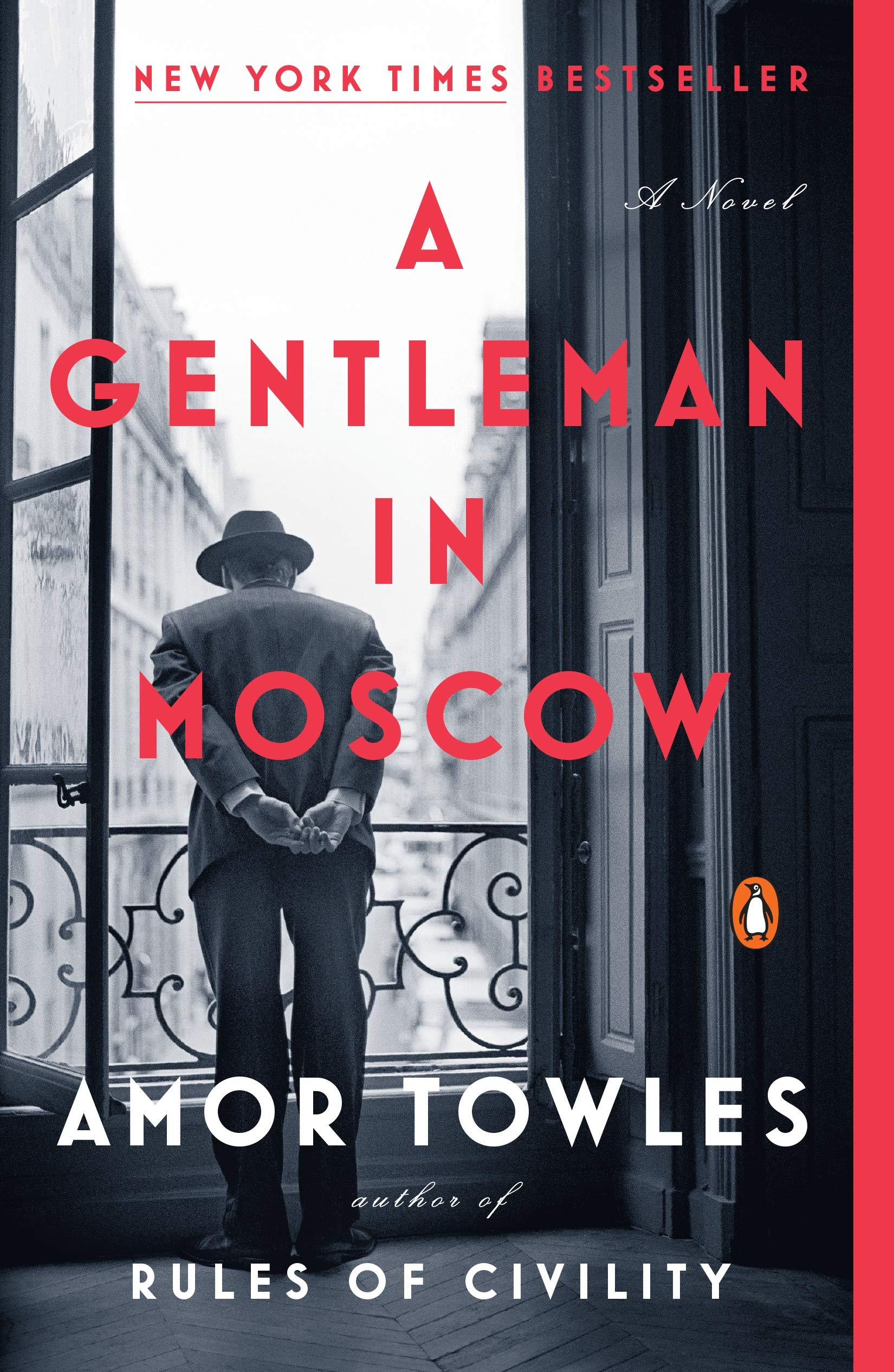 A Gentleman in Moscow: A Novel by Penguin Books