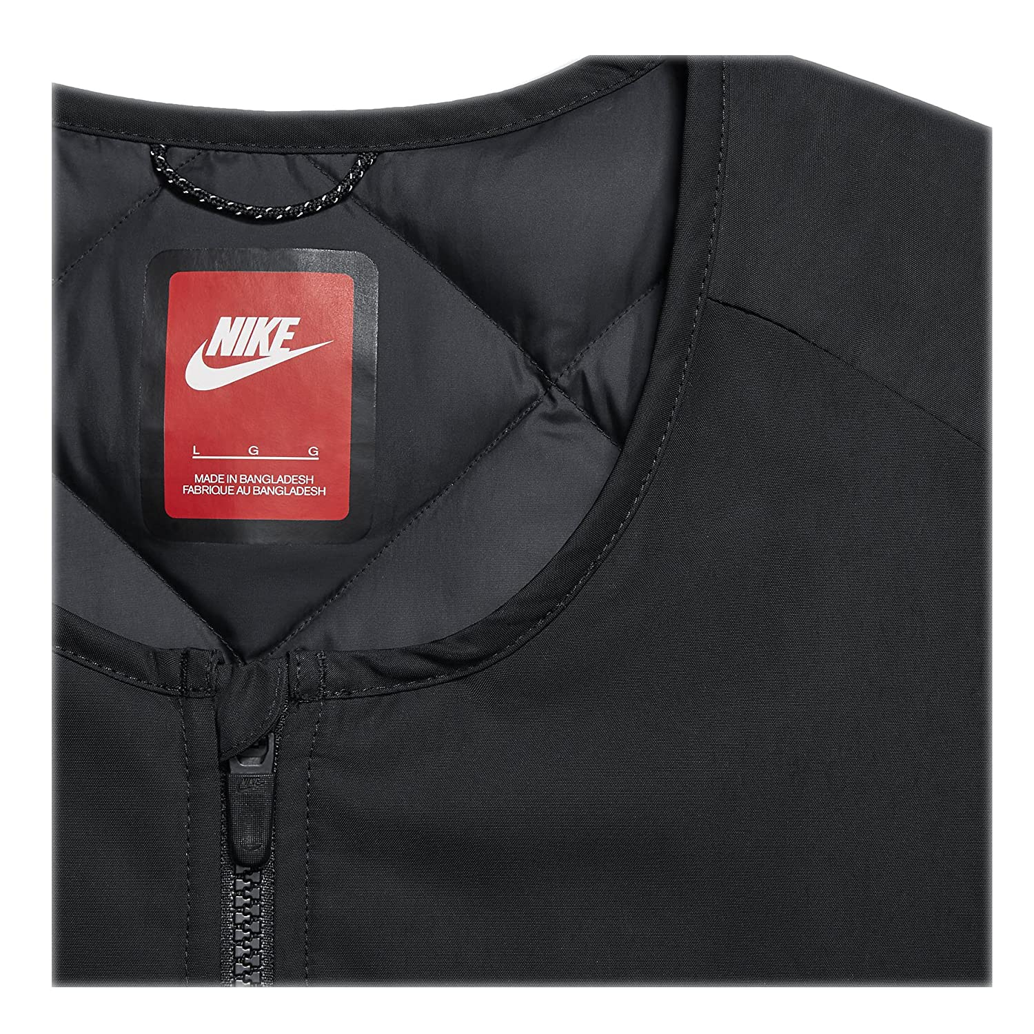 2e58ee962f4c Amazon.com  NIKE Men s Modern Insulated Down Vest (Medium)  Sports    Outdoors