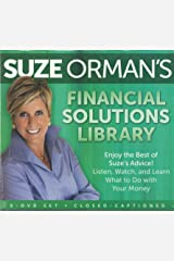 Suze Orman's Financial Solutions Library (9 DVD Set) DVD-ROM