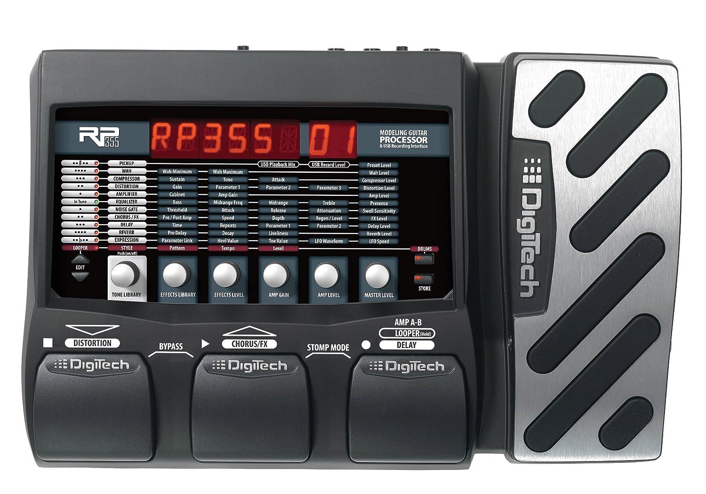 【国内正規品】 Digitech RP355 Guitar Modeling RP355 Guitar Processor Digitech B00266N6L6, ピュアナチュラル:e6701ca1 --- womaniyya.com