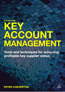 Amazon key account management and planning the comprehensive key account management tools and techniques for achieving profitable key supplier status fandeluxe Images