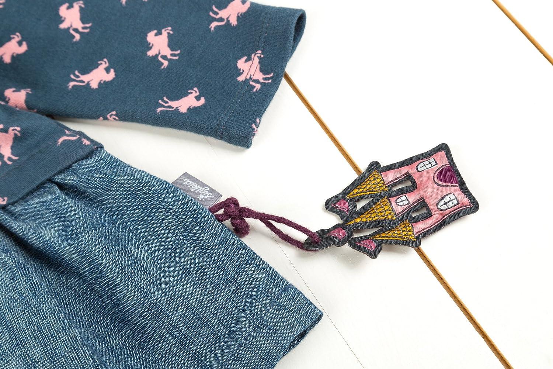Baby Sigikid M/ädchen Kleid Jeans