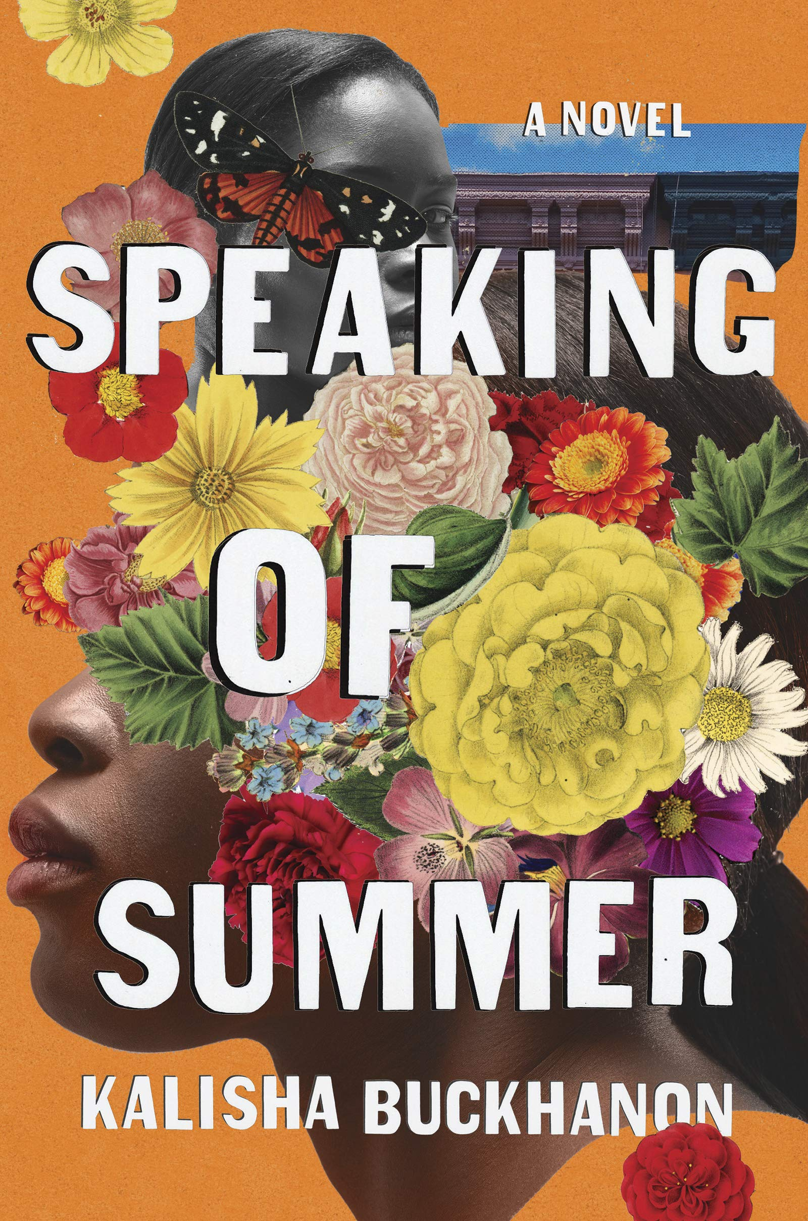 Speaking of Summer, by Kalisha Buckhanon