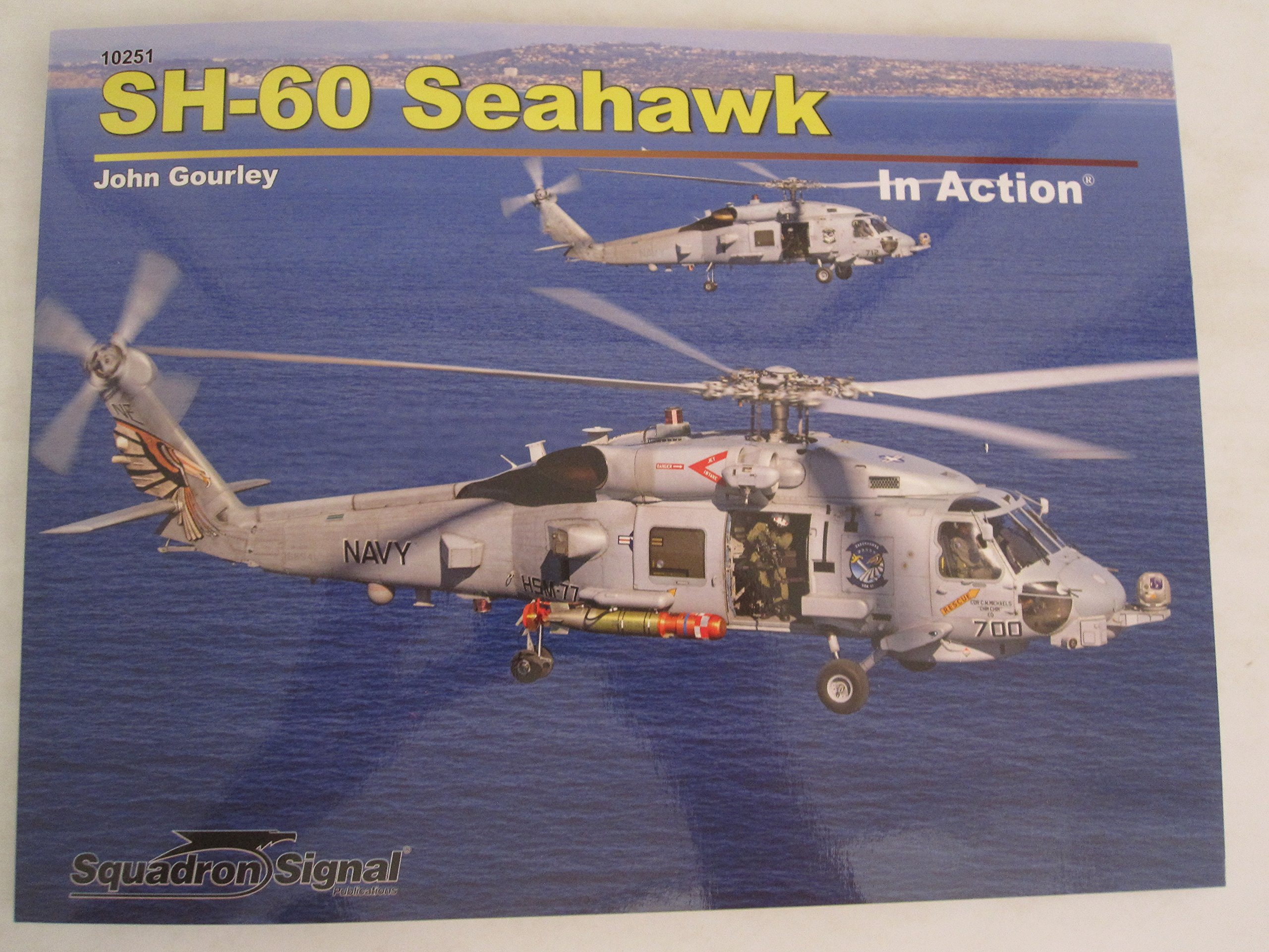 Download SH-60 Seahawk In Action (SC) - Squadron Signal Books - SS10251 PDF