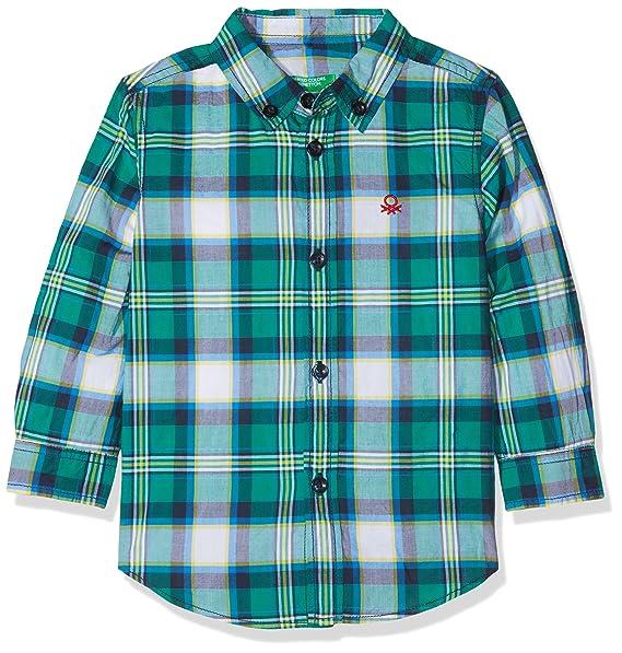 United Colors of Benetton Shirt, Blusa para Niños: Amazon.es: Ropa y accesorios
