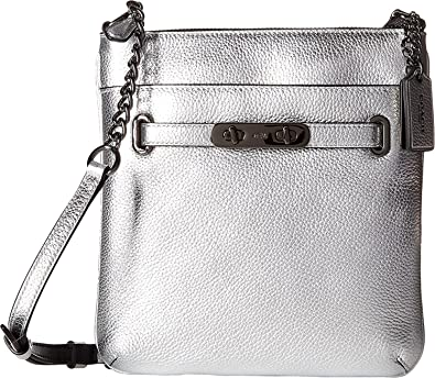 Image Unavailable. Image not available for. Color  COACH Women s Pebbled  Leather ... 3fad1e8929
