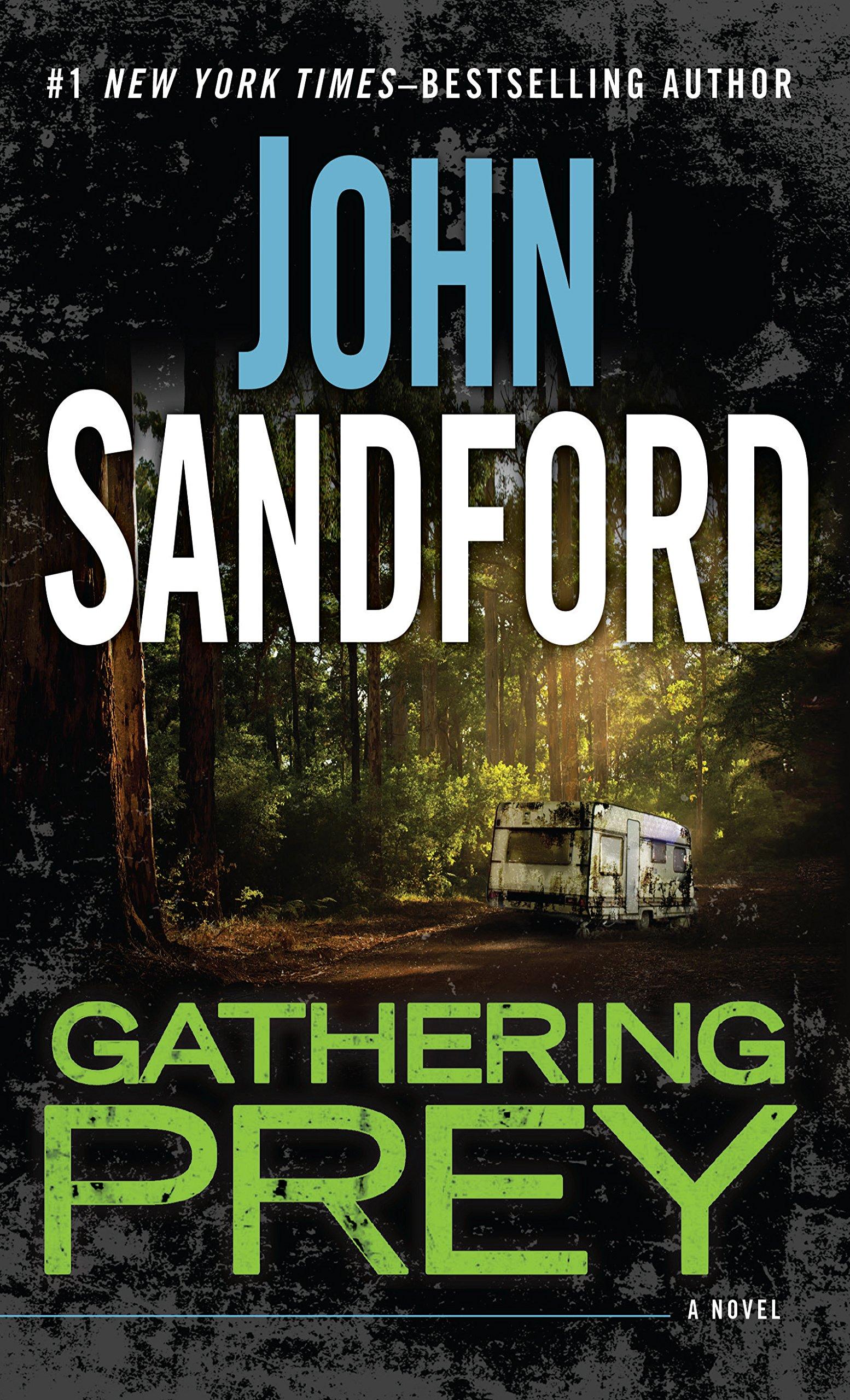 Amazon Gathering Prey Thorndike Press Large Print Basic 9781594139307 John Sandford Books