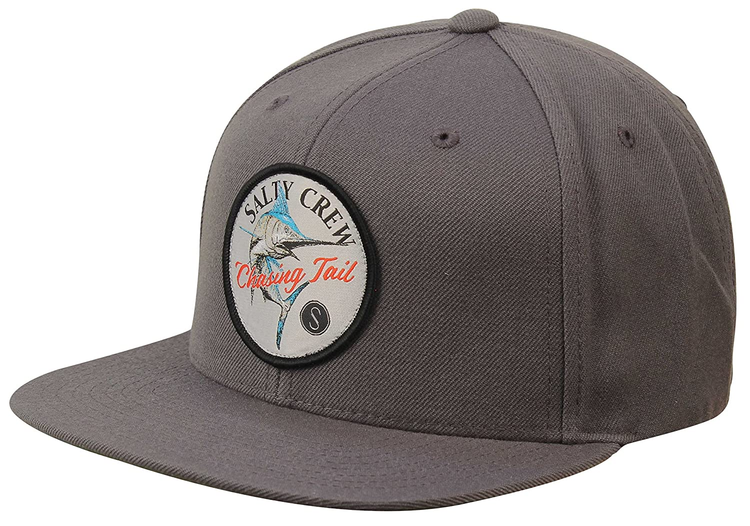 089776b104f01 ... order salty crew striped marlin snapback hat charcoal at amazon mens  clothing store a2db9 19c7f