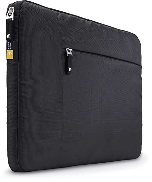 "10 opinioni per Case-Logic TS-115 Sleeve per Laptop da 15.6"", Nero"