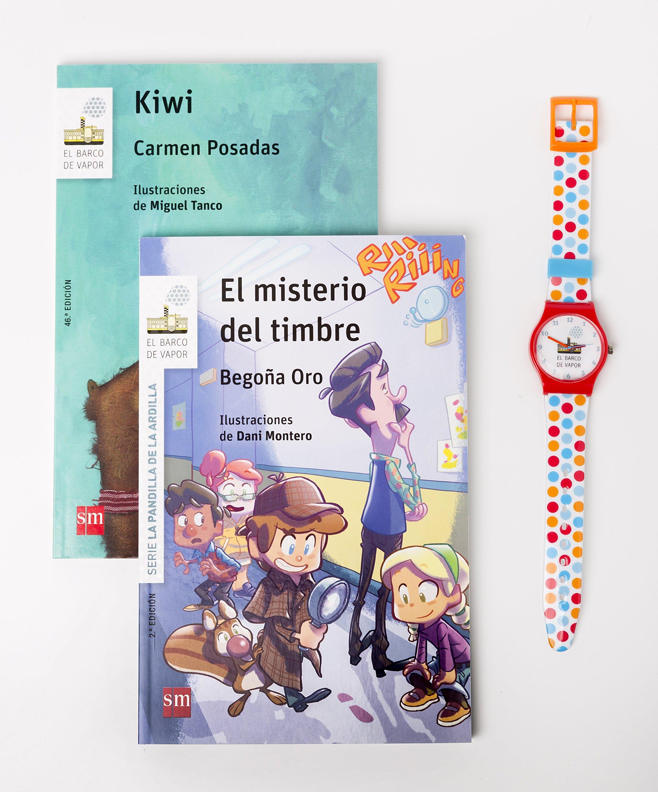 Pack Tiempo para leer. Blanca El Barco de Vapor Blanca: Amazon.es ...