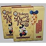 ミッキーマウス 東京ばな奈 キャラメルバナナ味 2箱セット お菓子 お土産 【東京ディズニーリゾート限定】