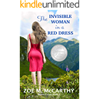 The Invisible Woman in a  Red Dress (Twisty Creek Book 1)