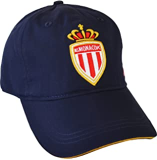 2aeb57fba27 AS MONACO Casquette Collection Officielle - Football - Taille réglable