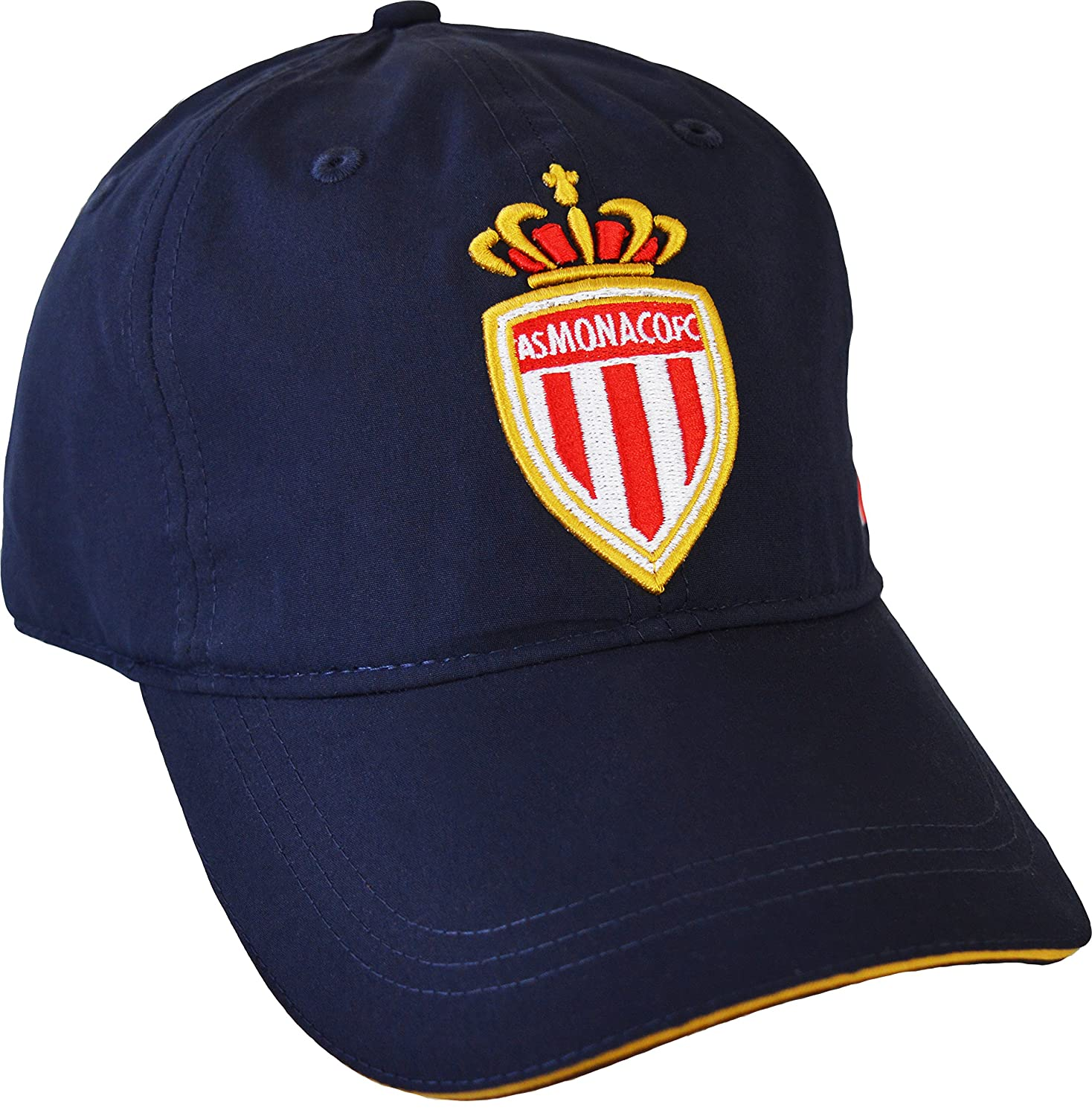 ad26f435cce AS MONACO Casquette Collection Officielle - Football - taille réglable