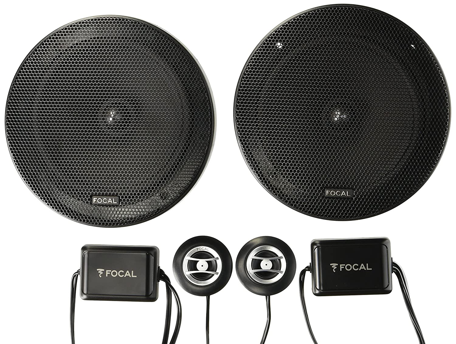 Focal Performance Auditor RSE-165 6.5' 2-Way Component Car Speakers (100W 50 RMS) Focal France