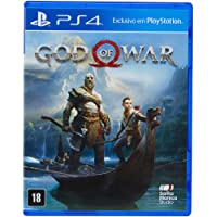 God of War - Padrão - PlayStation 4