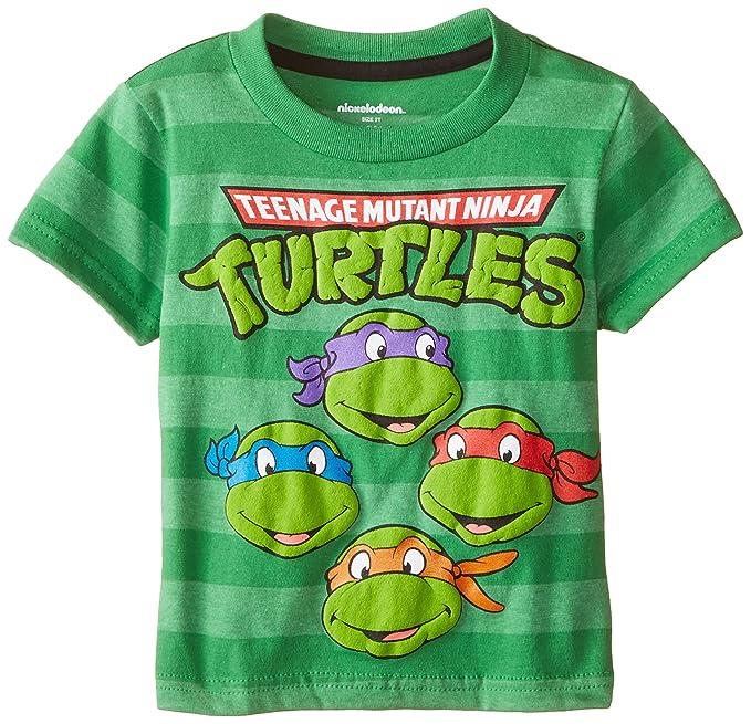 Amazon.com: Teenage Mutant Ninja Turtles BOYS Turtle Power ...