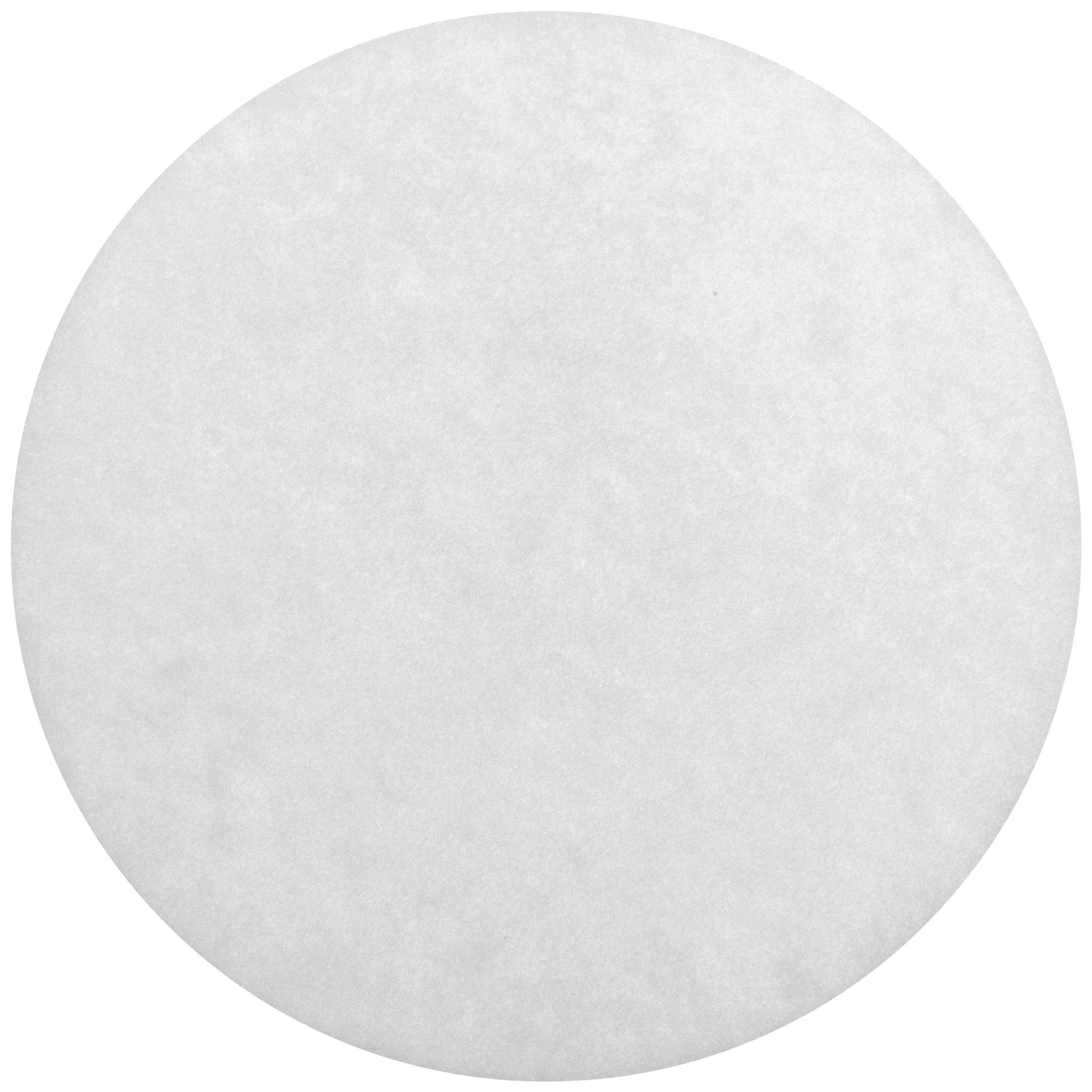 Whatman 1113-240 Quantitative Filter Paper Circles, 30 Micron, 1.3 s/100mL/sq inch Flow Rate, Grade 113, 240mm Diameter (Pack of 100) by Whatman