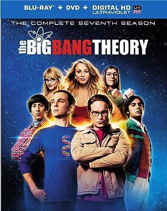 Amazon Com The Big Bang Theory Season 7 Blu Ray Johnny Galecki Jim Parsons Kaley Cuoco Simon Helberg Kunal Nayyar Mayim Bialik Melissa Rauch Chuck Lorre Bill Prady Steven Molaro Movies Tv