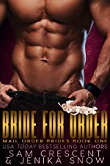 Bride For Order (Mail Order Brides, 1) Kindle Edition