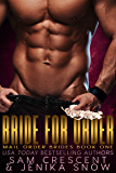 Bride For Order (Mail Order Brides, 1)