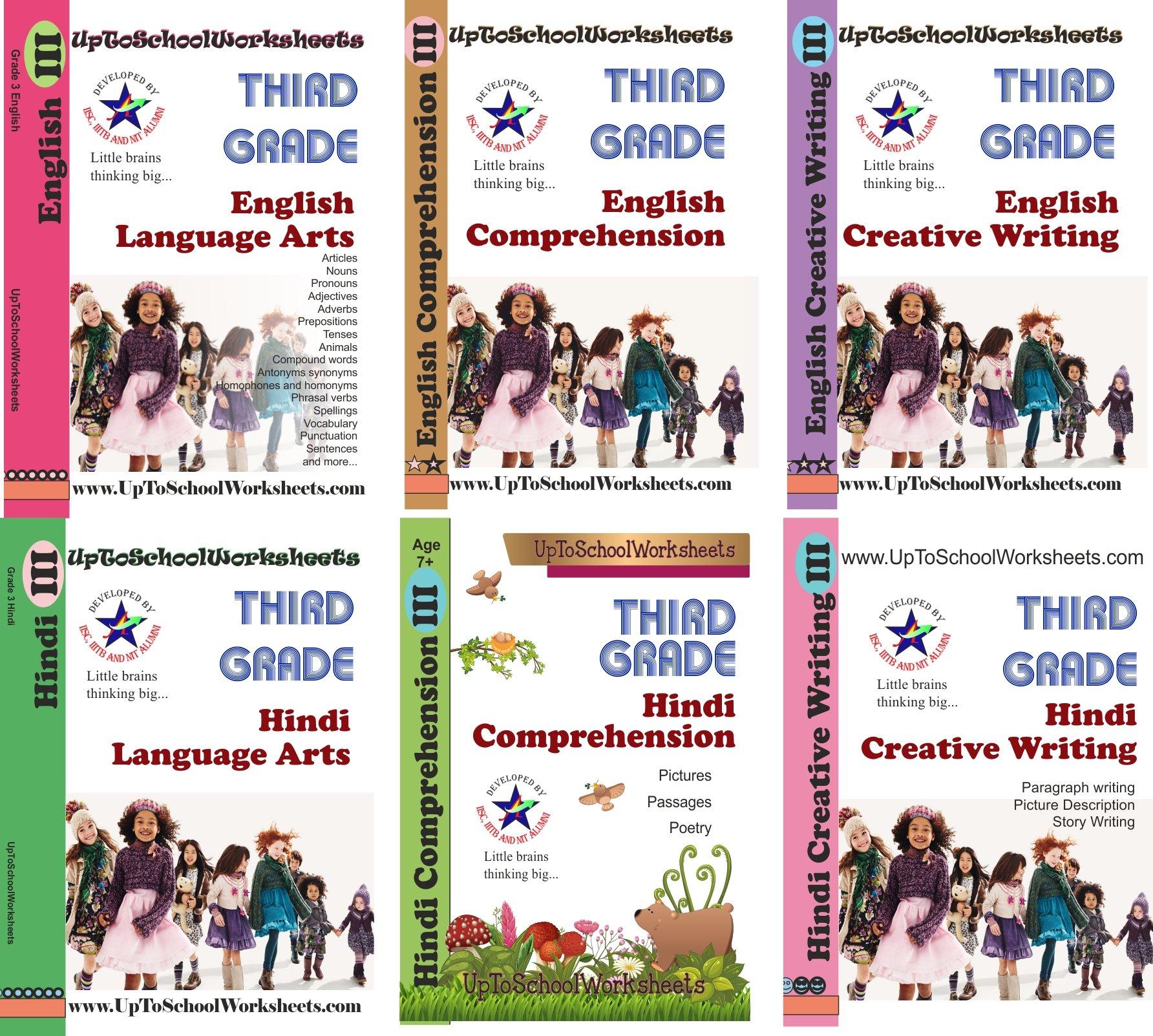 creative writing in hindi for class 3