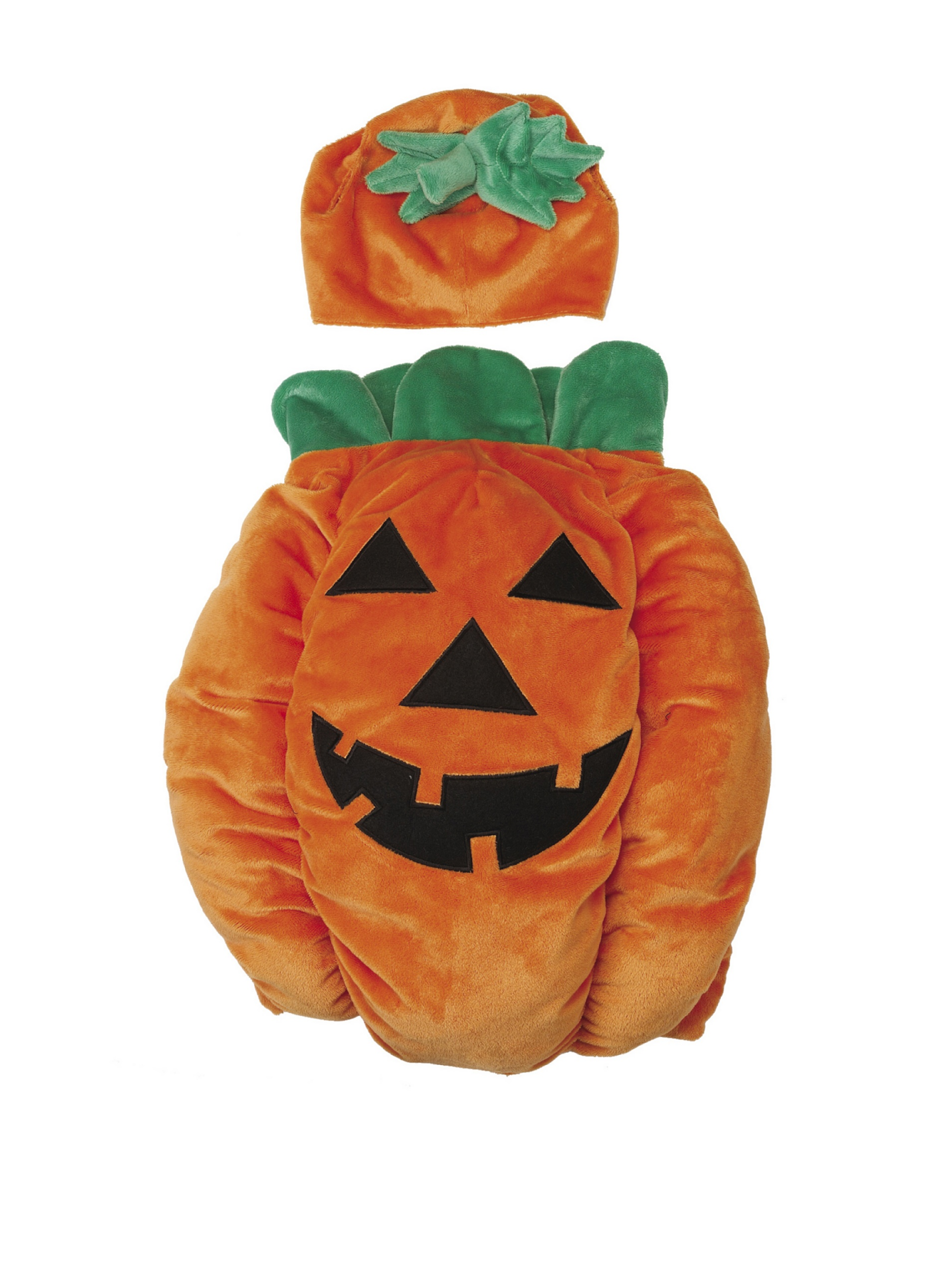 Zack & Zoey Pumpkin Pooch Dog Costume, X-Large, Orange by Zack & Zoey