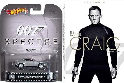 7eec4e048a444 Amazon.com: 007: The Daniel Craig Spectre Collection DVD - Digital ...