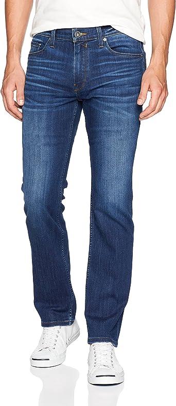 PAIGE Mens Normandie Transcend Slim Straight Leg Jean