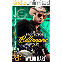 Her Protector Billionaire Groom: A KB Ranch Married by Christmas (Bachelor 2nd Chance Cowboy Romance Book 5)