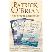 Patrick O'Brian 3-Book Adventure Collection: The Road to Samarcand, The Golden Ocean, The Unknown Shore