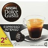 NesCafé Dolce Gusto ESPRESSO INTENSO - 16 Capsules - 128g