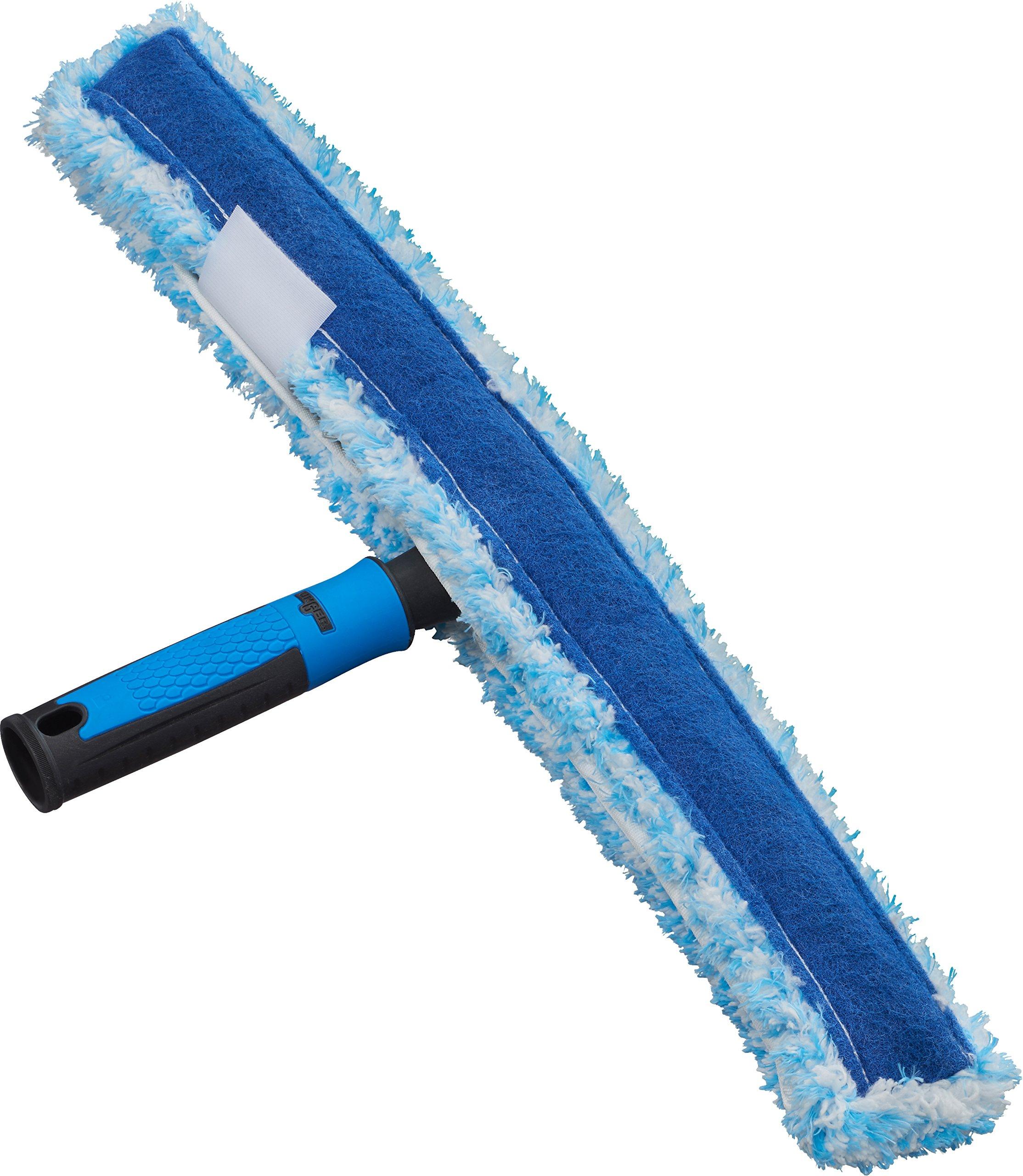 Unger Professional Grip Window Scrubber, 18''