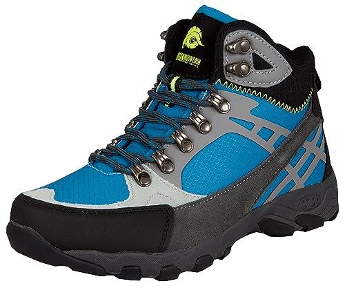 GUGGEN MOUNTAIN Zapatillas de Senderismo Zapatos Para Caminar Botas de Montaða Montana Mujer M011: Amazon.es: Zapatos y complementos