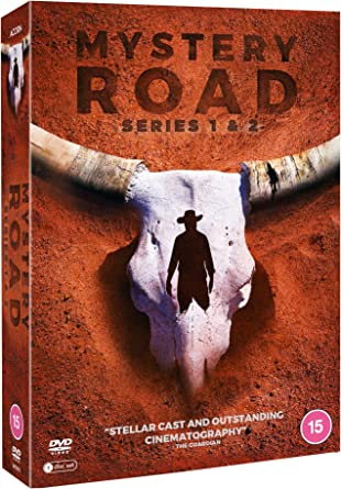 Mystery Road - Series 1 & 2 Box Set