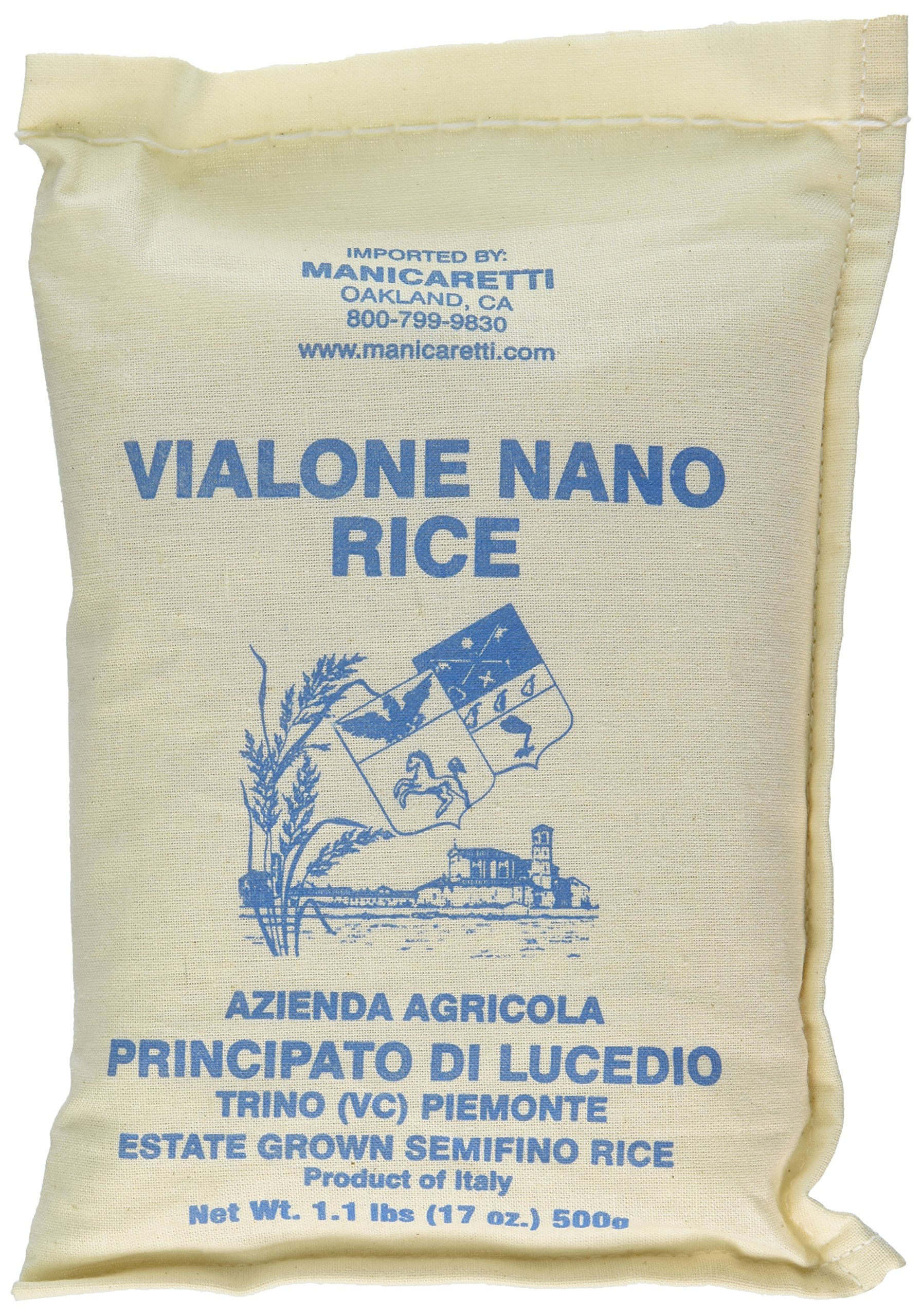 Amazon.com : Principato Di Lucedio Carnaroli Rice, 1.1