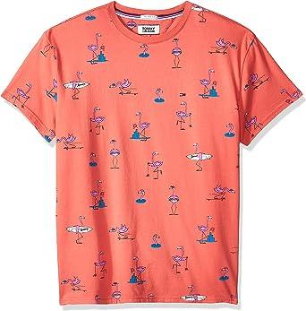 Tommy Hilfiger Summer Print Camisa para Hombre: Amazon.es: Ropa y accesorios