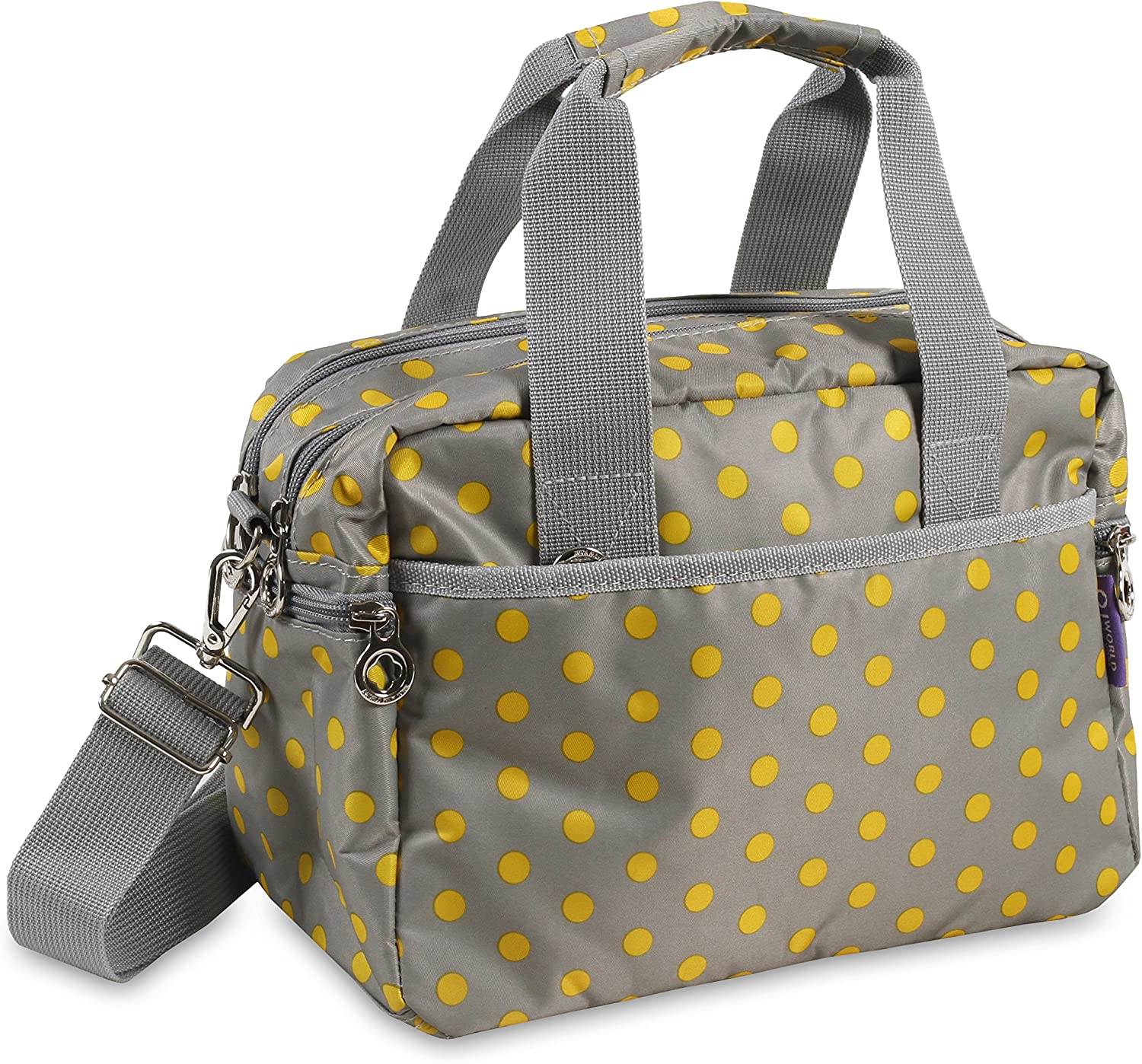 J World New York Aby Bag Travel Tote, Candy Buttons, One Size