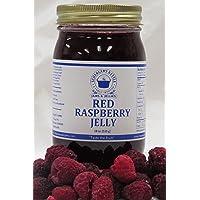 Red Raspberry Jelly, 18 oz